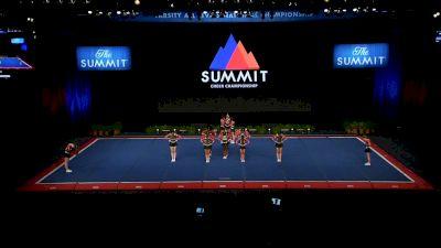 Infinity Allstars - Queens [2021 L5 Junior - Small Semis] 2021 The Summit