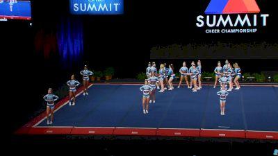 Inspire Athletics - Diamonds [2021 L2 Junior - Medium Semis] 2021 The Summit