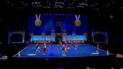 Crestview High School [2021 Small Varsity Division I Finals] 2021 UCA National High School Cheerleading Championship