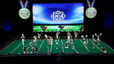 Sparkman High School [2021 Small Coed Game Day Finals] 2021 UCA National High School Cheerleading Championship