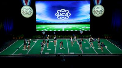 Thompson's Station Middle School [2021 Small Junior High Game Day Finals] 2021 UCA National High School Cheerleading Championship