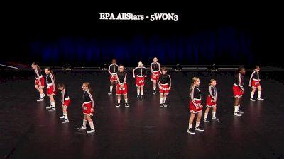 EPA AllStars - 5WON3 [2021 Mini Coed Hip Hop Semis] 2021 The Dance Summit