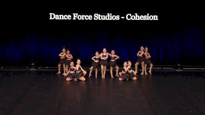 Dance Force Studios - Cohesion [2021 Mini Jazz Semis] 2021 The Dance Summit