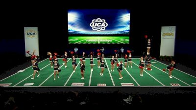 University of Mississippi [2021 All Girl Division IA Game Day Semis] 2021 UCA & UDA College Cheerleading & Dance Team National Championship