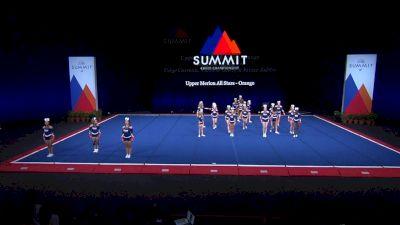 Upper Merion All Stars - Orange [2021 L4 Junior - Small Wild Card] 2021 The Summit