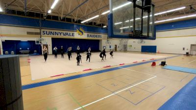 Sunnyvale HS Winter Guard- Turning Tables