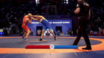 92 kg Quarterfinal, Magomed Kurbanov vs Soslan Ktsoev