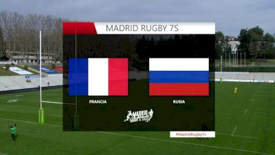 Replay - France vs Russia (W)