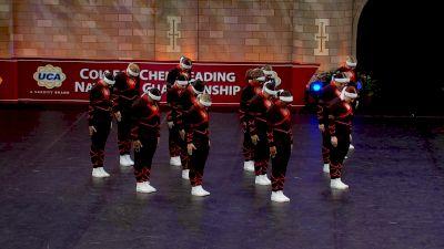 Austin Peay State University [2021 Division I Hip Hop Semis] 2021 UCA & UDA College Cheerleading & Dance Team National Championship
