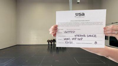 Xtreme Dance [Mini - Hip Hop] 2021USA Virtual Dance Winter Series #2