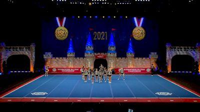 Ohio Cheer Explosion - Fusion [2021 L6 Senior Coed - XSmall Day 1] 2021 UCA International All Star Championship