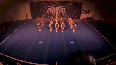 Connect Cheer Northwest - Copper [L3 Junior] 2021 USA All Star Virtual Championships