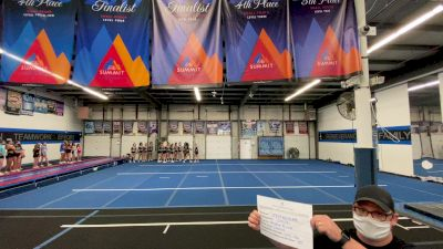 World Elite - Crave [L6 Senior - Xsmall] 2021 ATC International Virtual Championship