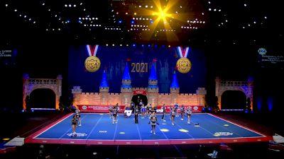 Palm Beach Lightning - PLATINUM [2021 L6 International Global Coed Day 2] 2021 UCA International All Star Championship