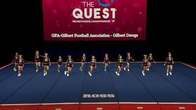 GFA-Gilbert Football Association - Gilbert Dawgs [2021 L3 Performance Rec - Non-Affiliated (14Y) Finals] 2021 The Quest