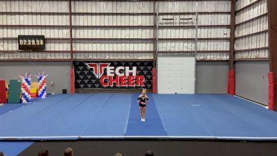 Tech Cheer - Outlaws [L3 - U17] 2021 NCA All-Star Virtual National Championship