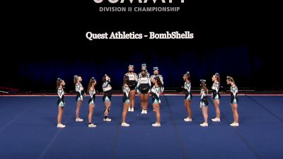 Quest Athletics - BombShells [2021 L4.2 Senior - Small Finals] 2021 The D2 Summit