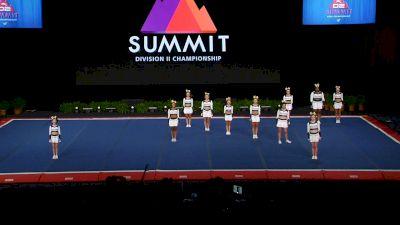 Premier Tumble and Cheer - Diamonds [2021 L3 Senior - Small Wild Card] 2021 The D2 Summit