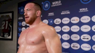 Kyle Snyder: The Stuff Most People Don't See Is What Won The Match