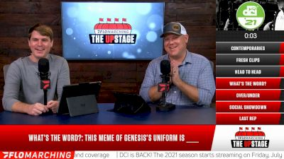 Head to Head: What's The Word, Over/Under, Social Showdown | The Upstage (Ep. 5)