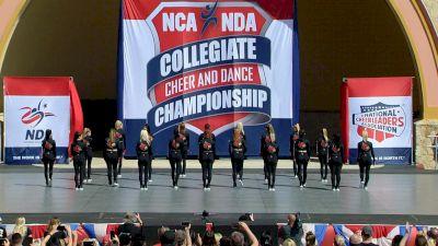 University of Louisville [2021 Hip Hop Division IA Finals] 2021 NCA & NDA Collegiate Cheer & Dance Championship