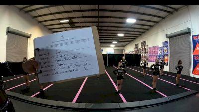 Fierce Cheer Elite - Queens [L2 Junior - D2 - Small] 2021 The Regional Summit Virtual Championships