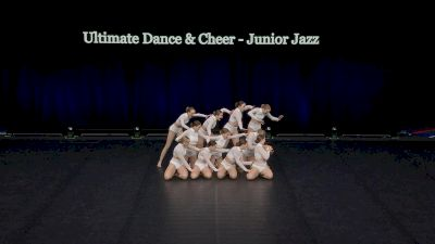 Ultimate Dance & Cheer - Junior Jazz [2021 Junior Jazz - Small Finals] 2021 The Dance Summit