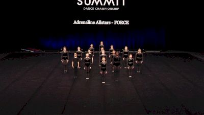 Adrenaline Allstars - FORCE [2021 Youth Jazz - Large Finals] 2021 The Dance Summit
