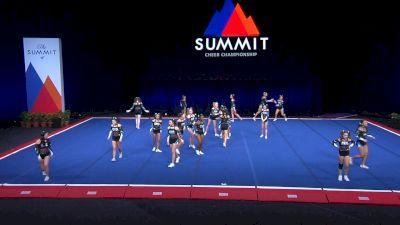 Cheer Extreme - Sanford - Smoke [2021 L4 U17 Prelims] 2021 The Summit