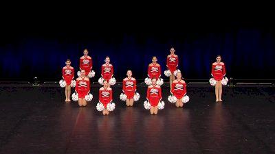 World Class All Star Dance - Elite [2021 Junior Pom Semis] 2021 The Dance Summit