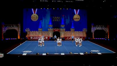 Avila University [2021 Open All Girl Semis] 2021 UCA & UDA College Cheerleading & Dance Team National Championship