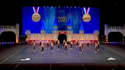 The Ohio State University [2021 Division IA Jazz Finals] 2021 UCA & UDA College Cheerleading & Dance Team National Championship