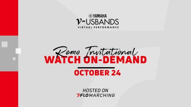 Awards Ceremony: 2020 USBands Remo Invitational