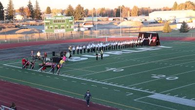 Heart - Burley Bobcat Marching Band
