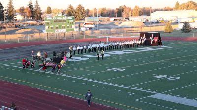 Heart - Burley Bobcat Marching Band