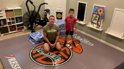 Coach Myers Wrestling S&C: Leg Madness For Youth Wrestlers