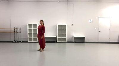 Lauren - University of California, Los Angeles (College Solo - Contemporary/Lyrical)