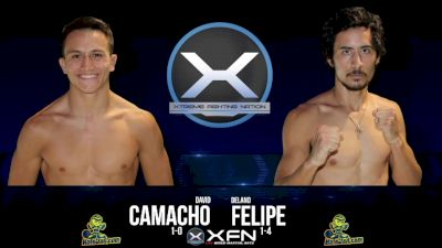 140: David Camacho vs Delano Felipe