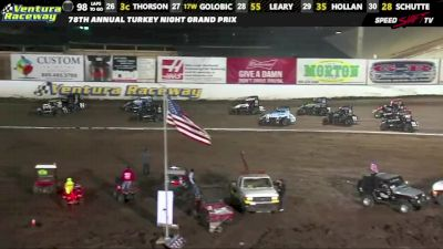24/7 Replay: 2018 Turkey Night Grand Prix at Ventura