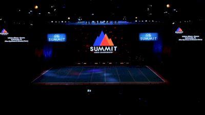 Infinity Allstars - Queens [2021 L5 Junior - Small Finals] 2021 The Summit