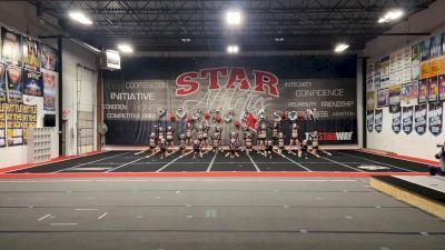 Star Athletics - Senior Slate [L4 Senior - Medium] 2021 The Regional Summit Virtual Championships