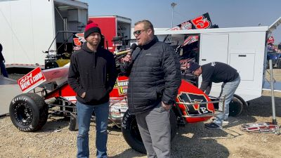 Bill Balog Ready For Challenge Of Full Season With All Stars